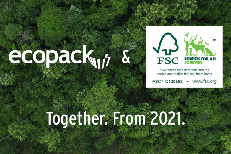 ecopack and fsc together since 2021