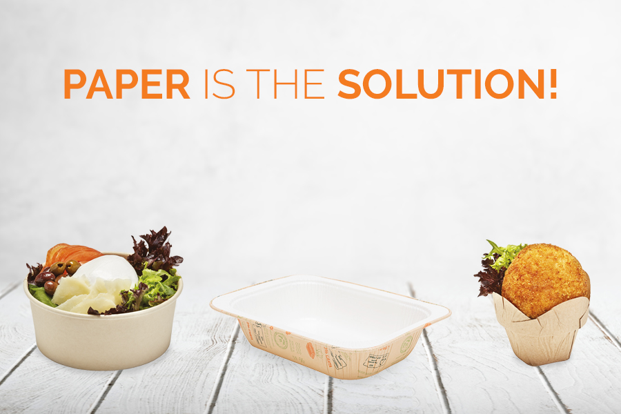 paper is the solution